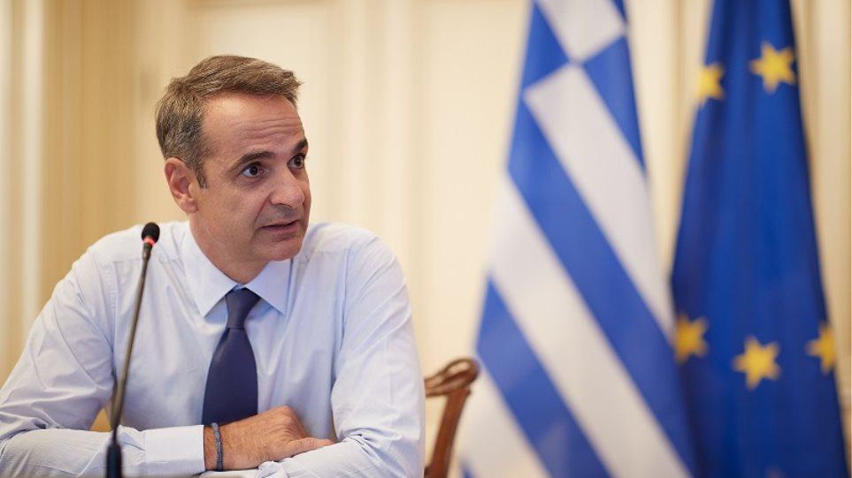 Μητσοτάκης: Δωρεάν το εμβόλιο κατά του κορωνοϊού σε όλους τους Έλληνες